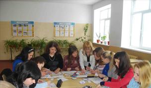 Навчально-виховний процес 2012-2013